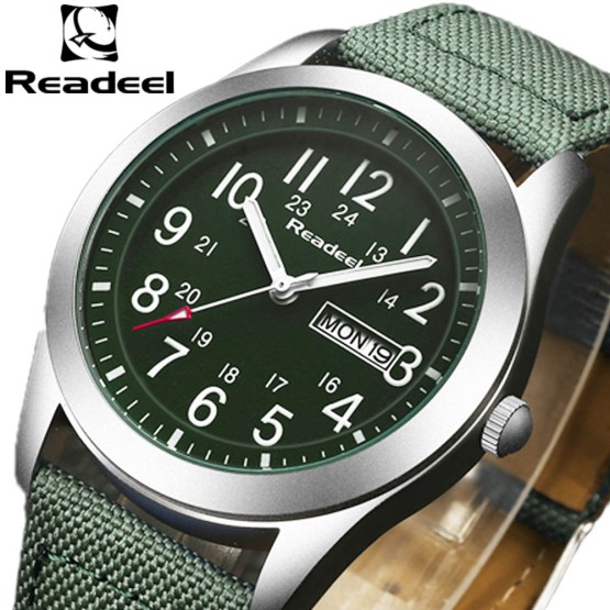 2017 NEW Luxury Brand Readeel Men Sport Watches
