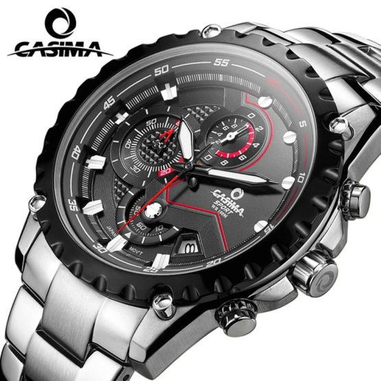 CASIMA fashion leisure and business men watch sports watches