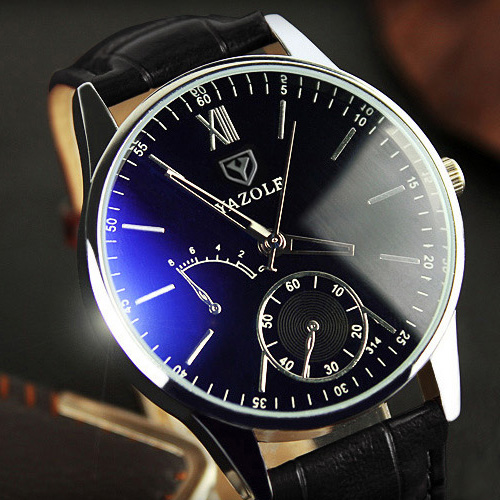 YAZOLE Quartz Watch Men 2019 Fashion Mens Watches
