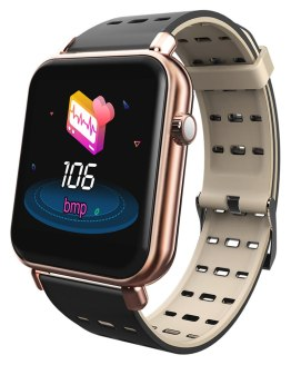 Rubber Smart Watch Men Women Bluetooth Electronic Watches