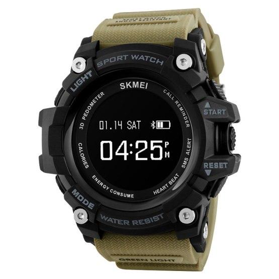 Digital Smart Watch Men Fitness Tracker Running Pedometer Wristwatch