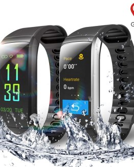 Fitness Smart Watch for Men and Women Heart Rate Monitor Smartwatch