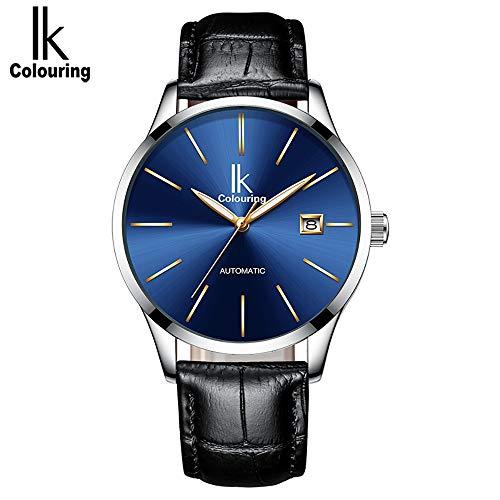 IK Colouring Mens Analg Wrist Watche Automatic Mechanical