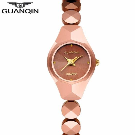 Top Brand Luxury GUANQIN Women's Watches Fashion