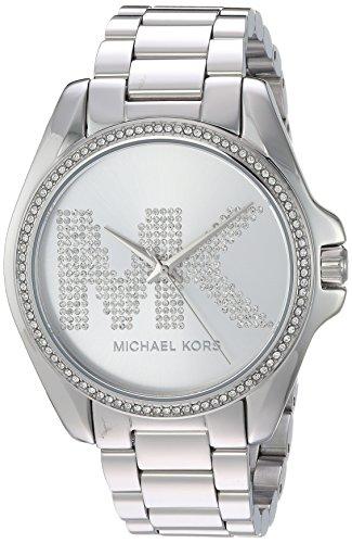 Michael Kors Bradshaw Stainless-Steel Watch MK6554