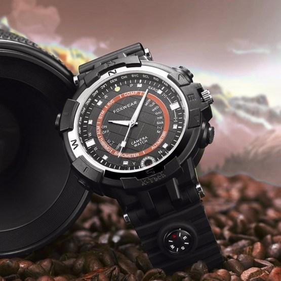 New Sport Smart Watch Men Wifi Camera HD