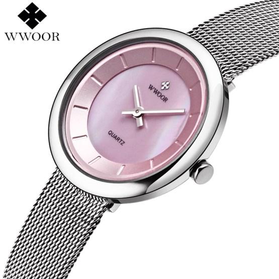 Brand Luxury Ladies Watches Women Quartz Watch Waterproof