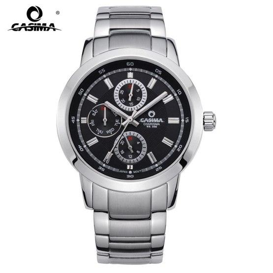 CASIMA Men Business Watch Luxury Brand Watches Dress Leisure
