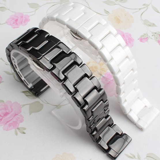 14mm 16mm 18mm 20mm 22mm High Quality Ceramic Watchbands