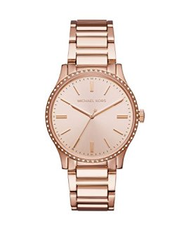Michael Kors Women's Bailey Watch Rose Gold