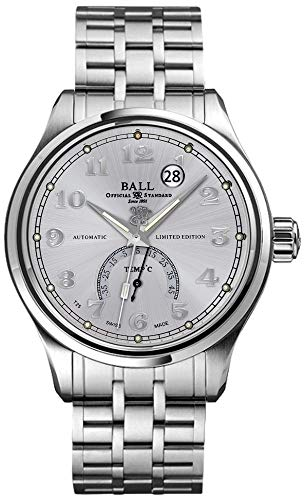 Ball Trainmaster Celsius Limited Edition Men's Watch NT1050D-SJ-SLC