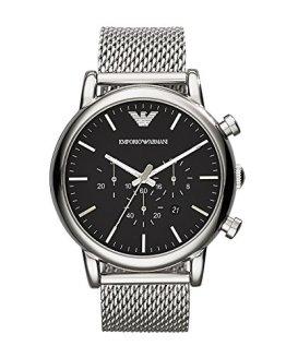 Emporio Armani Men's AR1808 Dress Silver Watch