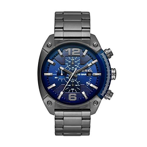 Diesel Men's DZ4412 Overflow Gunmetal Watch