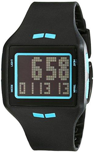 Vestal Unisex HLMDP21 Helm Black Digital Watch