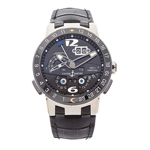 Ulysse Nardin El Toro Mechanical (Automatic) Black Dial Mens Watch
