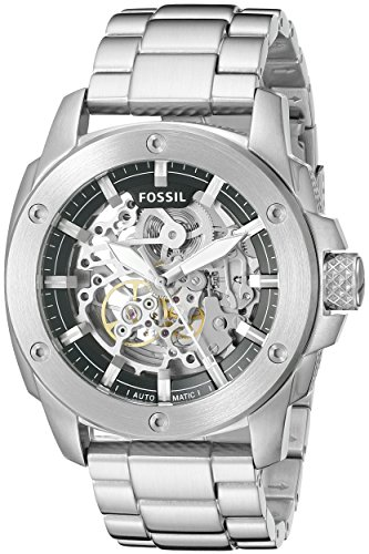 Fossil Men's ME3081 Modern Machine Automatic Stainless Steel Watch