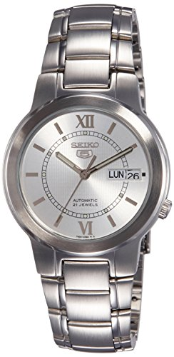 Seiko Men's SNKA19 Automatic Stainless Steel Watch