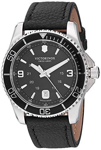Victorinox Men's Stainless Steel Swiss Quartz Sport Watch