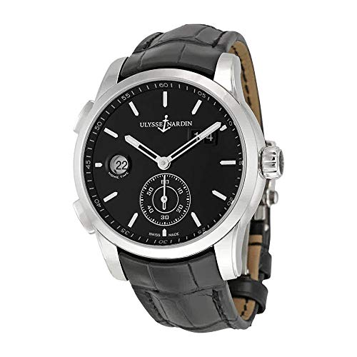 Ulysse Nardin Gmt Dual Time Men's Automatic GMT Watch