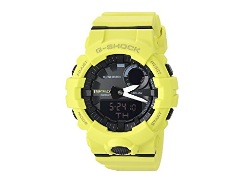 G-Shock Men's GBA800-9A Yellow One Size