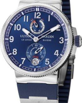 Ulysse Nardin Marine Chronometer Manufacture Automatic Watch - 1183-126-3/63