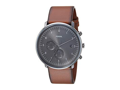 Fossil Men's Chase Timer - FS5517 Brown One Size