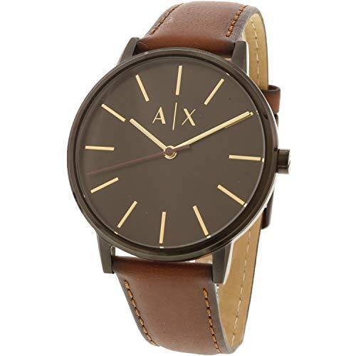 Armani Exchange Men's Cayde Stainless Steel Analog-Quartz Watch