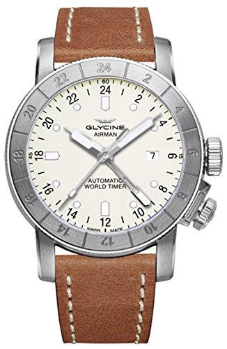 Glycine airman GL0055 Mens automatic-self-wind watch