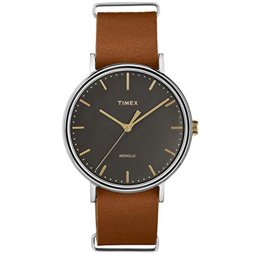 Timex Fairfield TimexUnisex Analog Black Casual Quartz