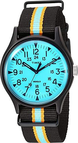 Timex Men's 40 mm MK1 Aluminum California Dreaming Turquoise