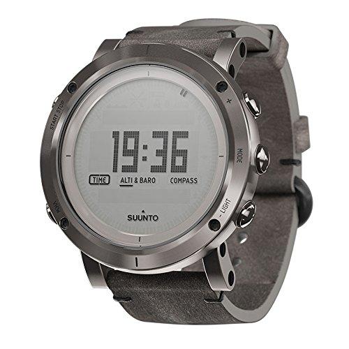 SUUNTO Unisex Essential Steel Digital Display Outdoor Watch