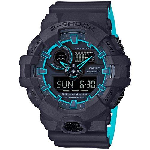 Casio G-SHOCK GA700SE-1A2 Blue Men's Watch