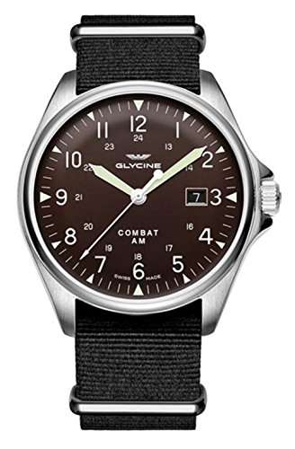 Glycine combat vintage GL0123 Mens automatic-self-wind watch