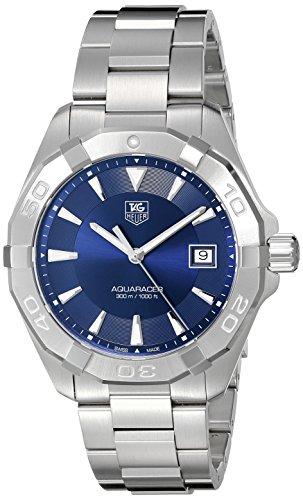 TAG Heuer Men's Swiss Quartz Stainless Steel Casual Watch