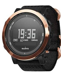 Suunto Essential Ceramic Watch - Copper/Black tx