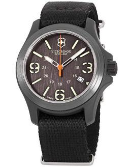 Victorinox Original Quartz Movement Grey Dial Men's Watch 241593.1