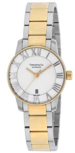 Tiffany & Co. Wristwatch Atlas Dome K18yg / Ss Automatic