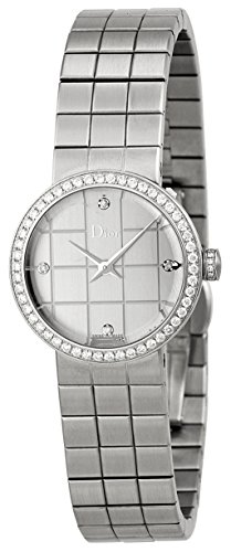 Dior La D De Dior Diamond Ladies Watch
