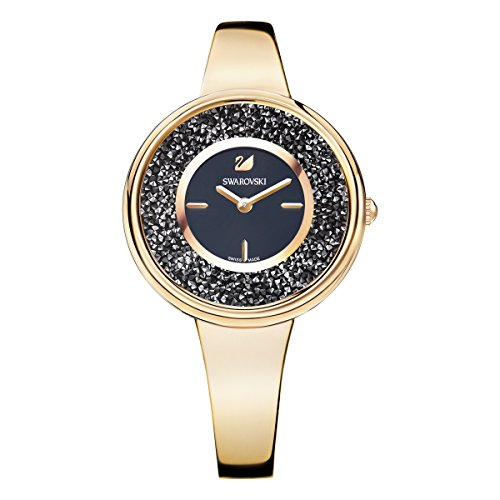 Swarovski Crystalline Pure Watch Gray