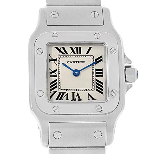 Cartier Santos Galbee Quartz Female Watch