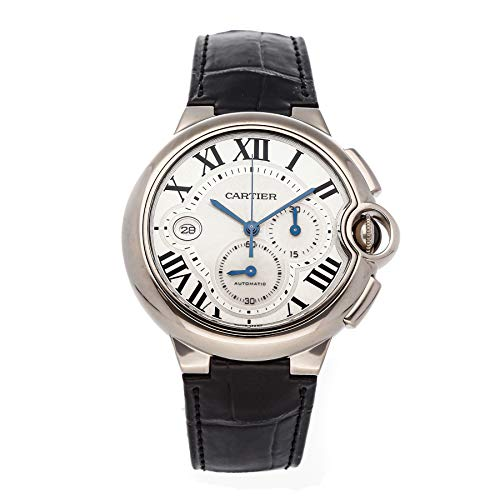 Cartier Ballon Bleu de Cartier Mechanical (Automatic) Black Dial Mens Watch
