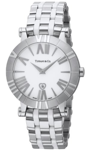 Tiffany & Co. Watch Atlas White Dial