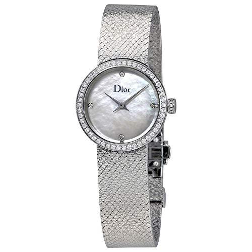 Christian Dior La D De Dior Satine Women's Watch