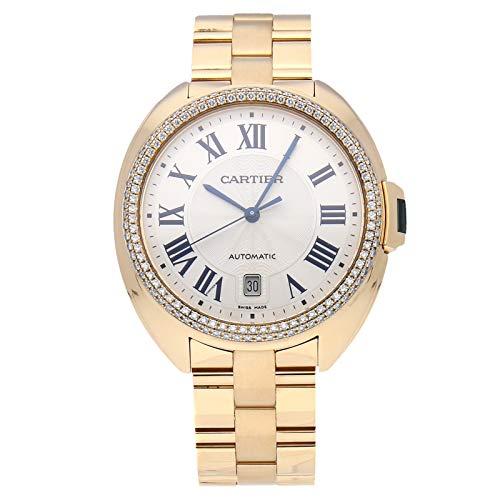 Cartier Cle De Cartier Mechanical (Automatic) Silver Dial Womens Watch