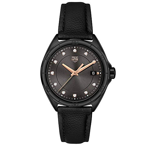 Tag Heuer Formula 1 Diamond Black Dial Ladies Watch