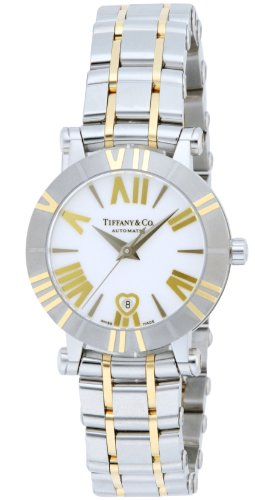 Tiffany & Co. Watch Atlas K18yg / Ss Automatic Movement