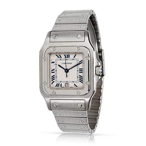 Cartier Santos Galbee Quartz Male Watch