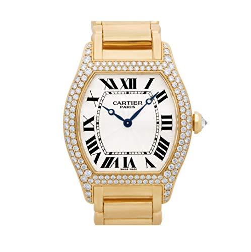 Cartier Tortue Mechanical-Hand-Wind Male Watch