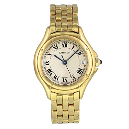 Cartier Cougar Quartz Female Watch