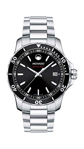 Movado Men's Series 800 Sport Stainless Watch with Printed Index Dial